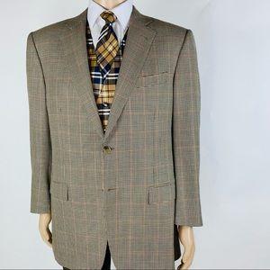 Ermenegildo Zegna Sport Coat Blazer Surgeon Cuff